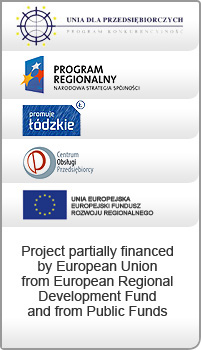 Project partially financed by EU